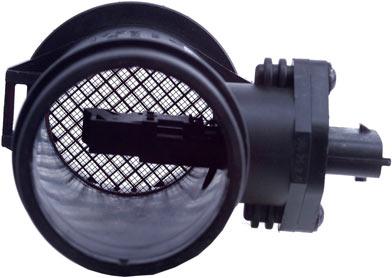 humo negro caudalimetro